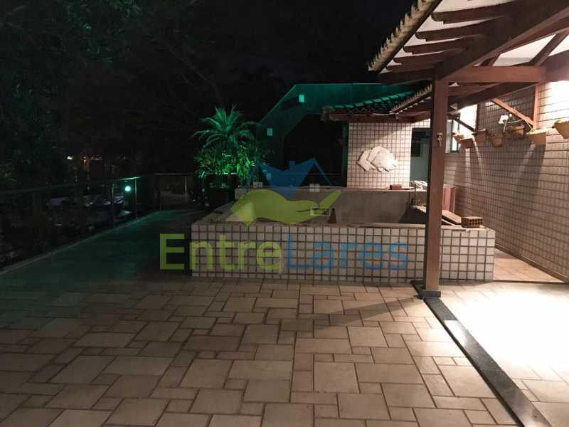7 - Jardim Guanabara, cobertura, quatro quartos sendo dois suítes planejados e com hidromassagem, espaço goumert, quatro vagas de garagem. - ILCO40004 - 1