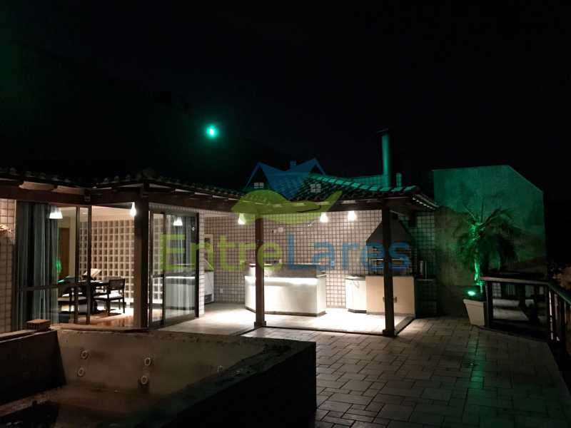 8 - Jardim Guanabara, cobertura, quatro quartos sendo dois suítes planejados e com hidromassagem, espaço goumert, quatro vagas de garagem. - ILCO40004 - 3