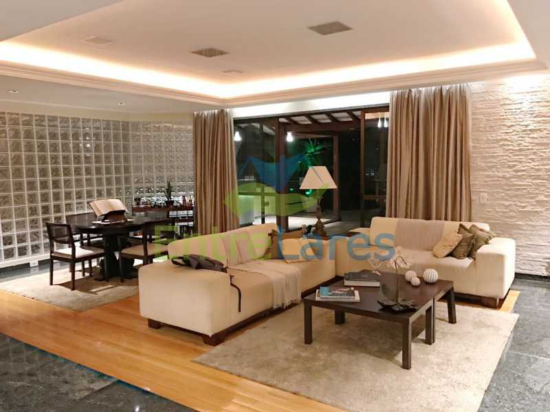 9 - Jardim Guanabara, cobertura, quatro quartos sendo dois suítes planejados e com hidromassagem, espaço goumert, quatro vagas de garagem. - ILCO40004 - 6