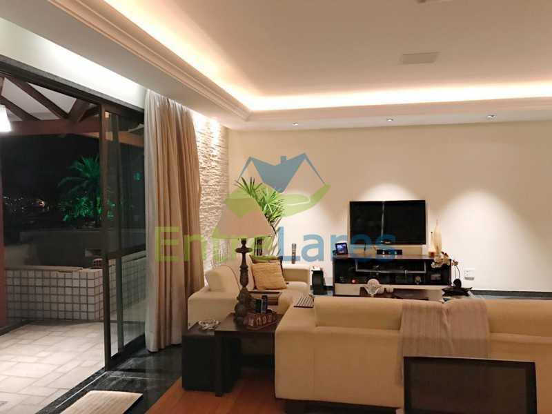 10 - Jardim Guanabara, cobertura, quatro quartos sendo dois suítes planejados e com hidromassagem, espaço goumert, quatro vagas de garagem. - ILCO40004 - 7