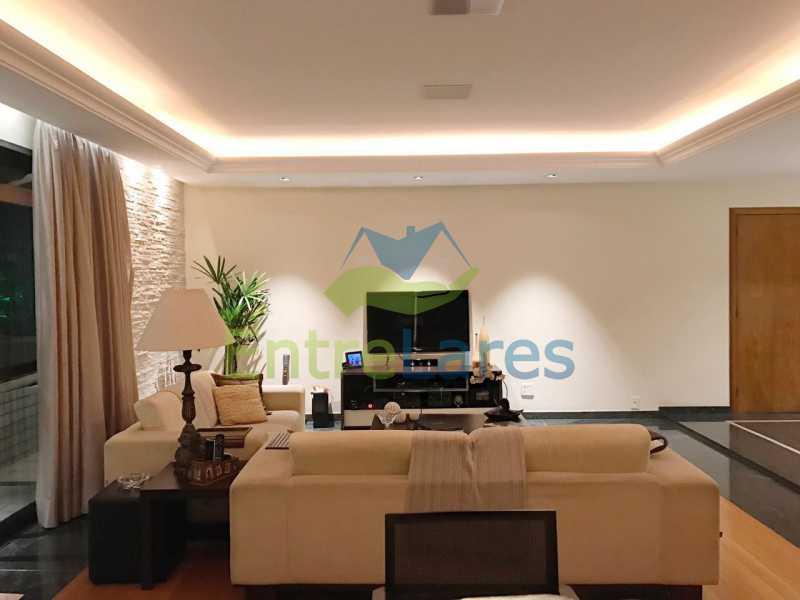 12 - Jardim Guanabara, cobertura, quatro quartos sendo dois suítes planejados e com hidromassagem, espaço goumert, quatro vagas de garagem. - ILCO40004 - 9