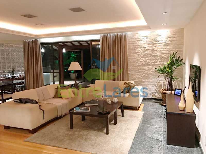14 - Jardim Guanabara, cobertura, quatro quartos sendo dois suítes planejados e com hidromassagem, espaço goumert, quatro vagas de garagem. - ILCO40004 - 11