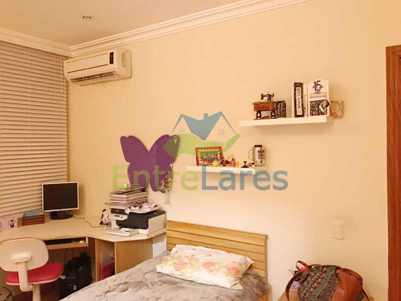 30 - Jardim Guanabara, cobertura, quatro quartos sendo dois suítes planejados e com hidromassagem, espaço goumert, quatro vagas de garagem. - ILCO40004 - 20