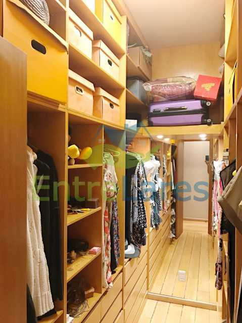 39 - Jardim Guanabara, cobertura, quatro quartos sendo dois suítes planejados e com hidromassagem, espaço goumert, quatro vagas de garagem. - ILCO40004 - 26