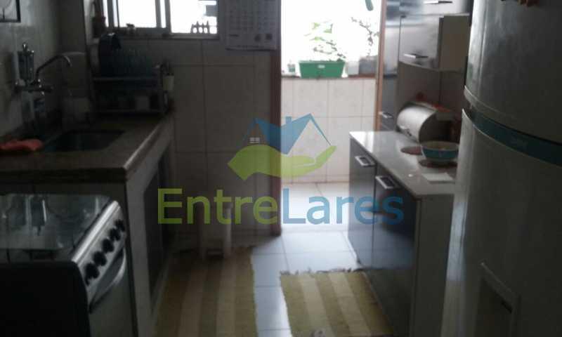 40 - Apartamento no Moneró 2 quartos, vista mar, uma vaga de garagem. - ILAP20288 - 14