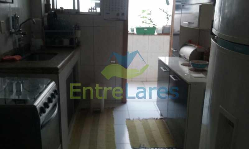 43 - Apartamento no Moneró 2 quartos, vista mar, uma vaga de garagem. - ILAP20288 - 17