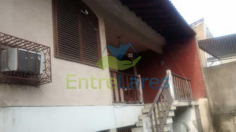 6 - Casa no Tauá com 5 quartos sendo 1 suíte, com terreno e 7 vagas de garagem - ILCA50030 - 3