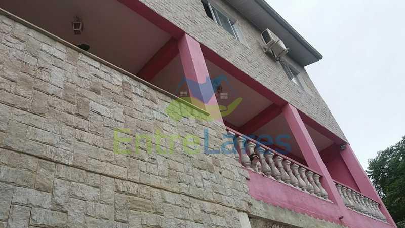 3 - Jardim Guanabara 6 quartos, sendo 2 suítes, Vista mar, piscina, 3 vagas. Rua Conquista - ILCA60011 - 1
