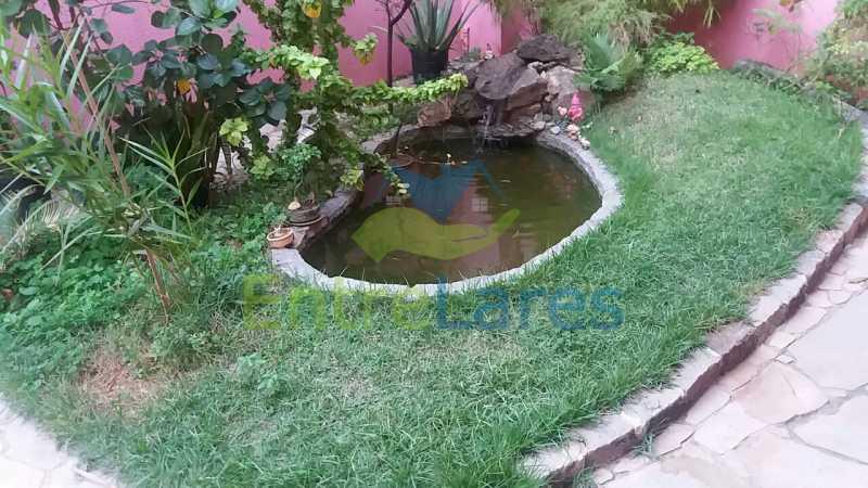 3b - Jardim Guanabara 6 quartos, sendo 2 suítes, Vista mar, piscina, 3 vagas. Rua Conquista - ILCA60011 - 4