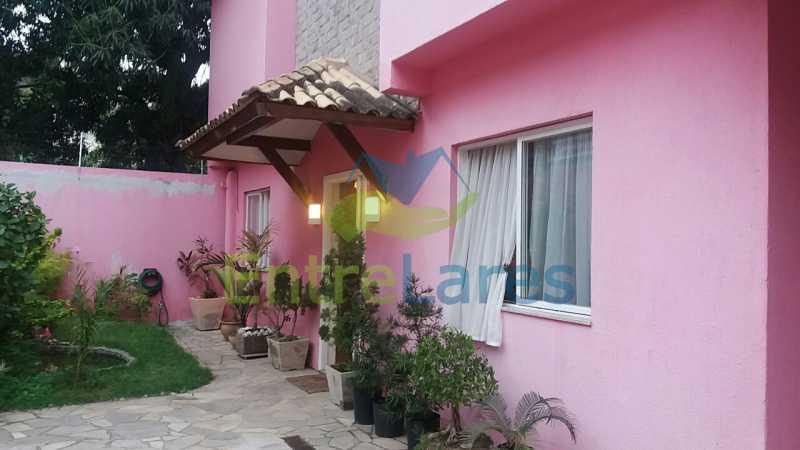 3c - Jardim Guanabara 6 quartos, sendo 2 suítes, Vista mar, piscina, 3 vagas. Rua Conquista - ILCA60011 - 5