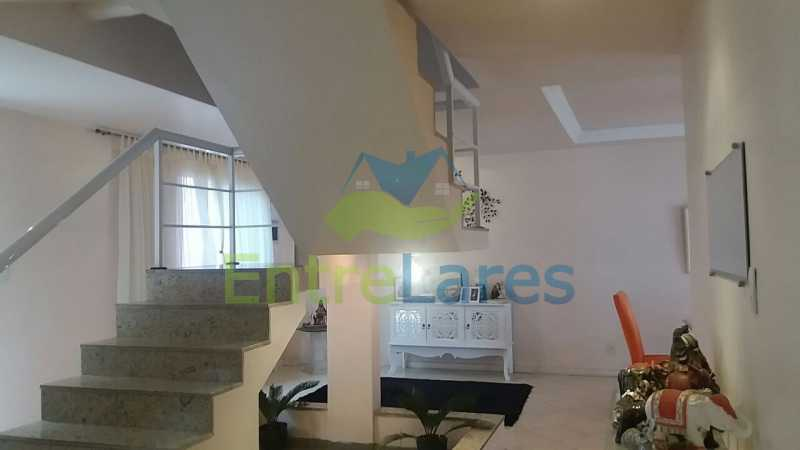 17 - Jardim Guanabara 6 quartos, sendo 2 suítes, Vista mar, piscina, 3 vagas. Rua Conquista - ILCA60011 - 14