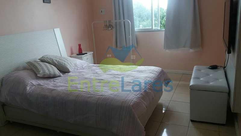 25 - Jardim Guanabara 6 quartos, sendo 2 suítes, Vista mar, piscina, 3 vagas. Rua Conquista - ILCA60011 - 16
