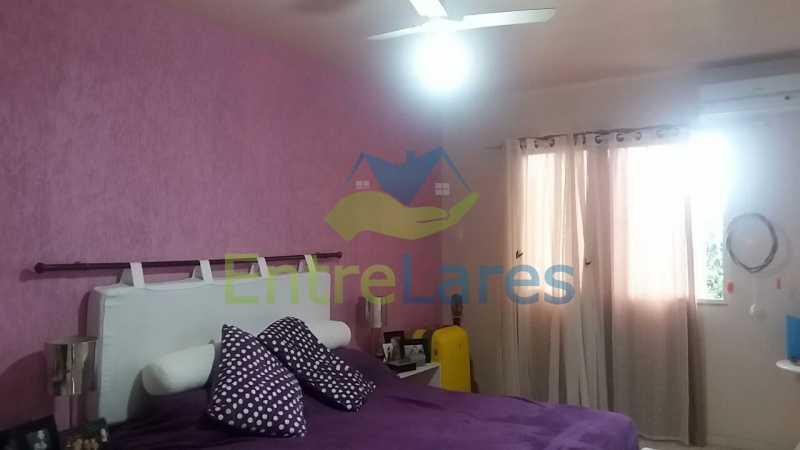 33 - Jardim Guanabara 6 quartos, sendo 2 suítes, Vista mar, piscina, 3 vagas. Rua Conquista - ILCA60011 - 20