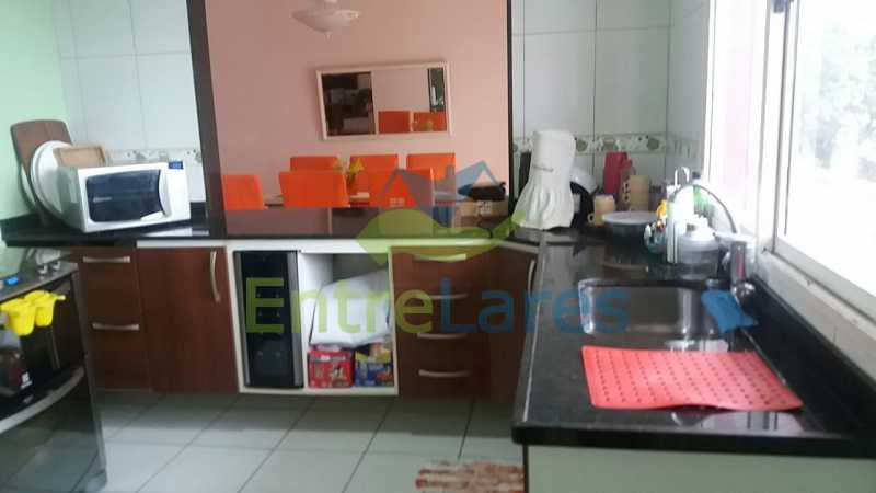 61 - Jardim Guanabara 6 quartos, sendo 2 suítes, Vista mar, piscina, 3 vagas. Rua Conquista - ILCA60011 - 29