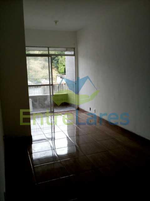 4 - Apartamento no Tauá, 2 quartos, varanda, 1 vaga de garagem - ILAP20297 - 1
