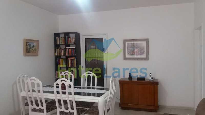 5 - Moneró, 3 quartos,1 suíte, 1 vaga de garagem. Rua Adolfo Porto - ILAP30178 - 4