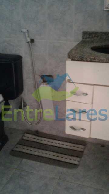 30 - Apartamento na Portuguesa, térreo, 2 quartos com 1 vaga de garagem. Rua Jorge Veiga - ILAP20304 - 5