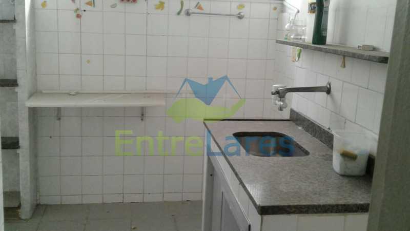 40 - Apartamento na Portuguesa, térreo, 2 quartos com 1 vaga de garagem. Rua Jorge Veiga - ILAP20304 - 7