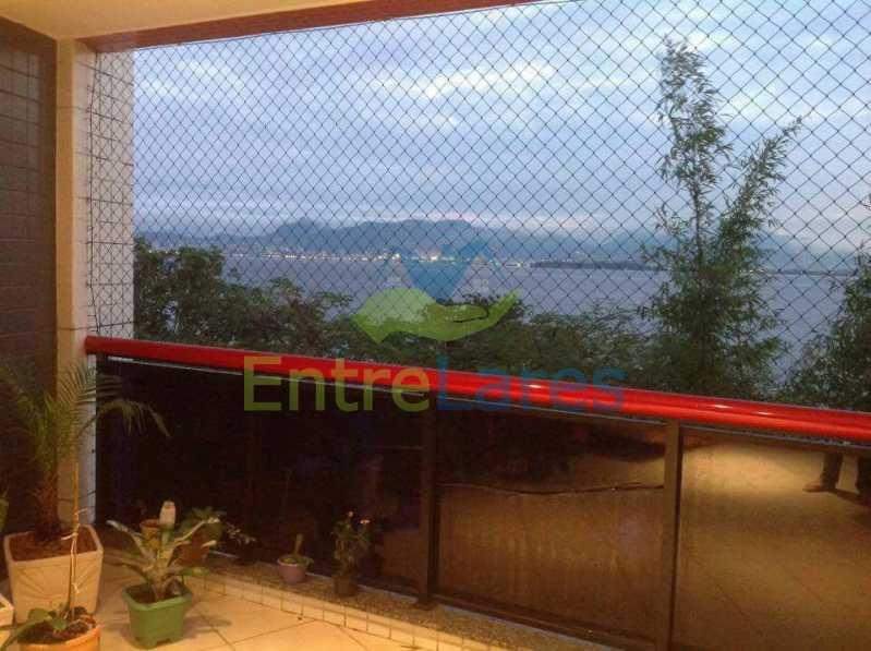 6c - Jardim Guanabara . 4 quartos sendo 2 suítes sendo 1 master com hidromassagem. 3 vagas na escritura. Rua Ipiru - ILAP40033 - 7