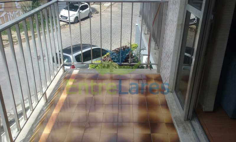 6 - Apartamento no Tauá, 2 quartos, varanda, 2 vagas de garagem - ILAP20309 - 4