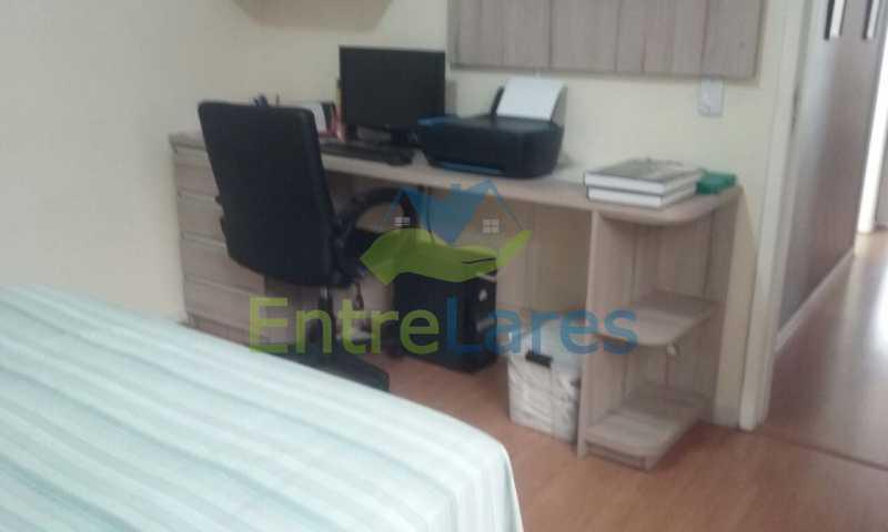 19 - Apartamento no Tauá, 2 quartos, varanda, 2 vagas de garagem - ILAP20309 - 16