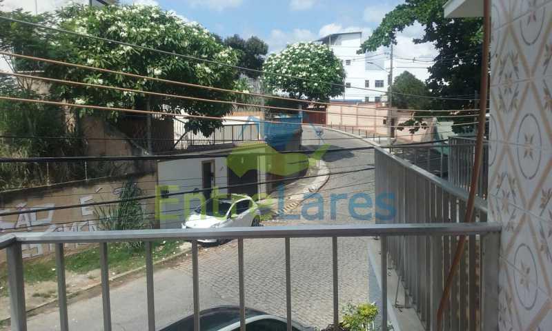 60 - Apartamento no Tauá, 2 quartos, varanda, 2 vagas de garagem - ILAP20309 - 1
