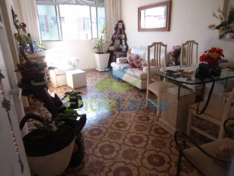 5 - Apartamento na Portuguesa em condomínio fechado com segurança 24 hrs . 2 quartos com 1 vaga de garagem. Rua Haroldo Lobo - ILAP20310 - 1