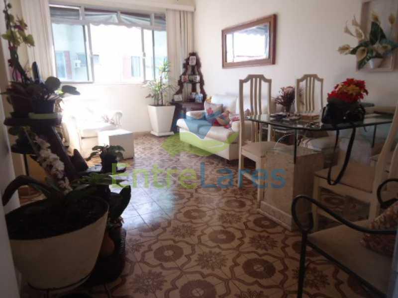 6b - Apartamento na Portuguesa em condomínio fechado com segurança 24 hrs . 2 quartos com 1 vaga de garagem. Rua Haroldo Lobo - ILAP20310 - 5