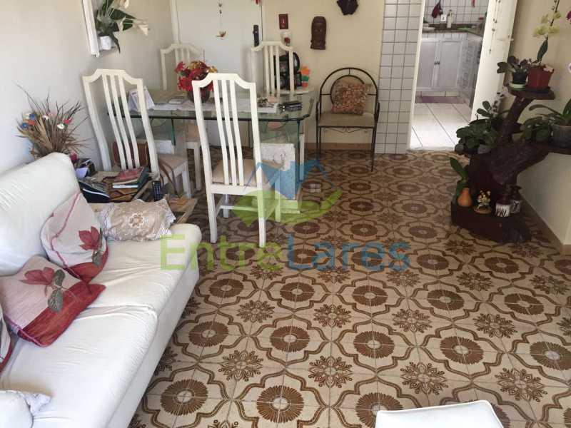 7 - Apartamento na Portuguesa em condomínio fechado com segurança 24 hrs . 2 quartos com 1 vaga de garagem. Rua Haroldo Lobo - ILAP20310 - 6