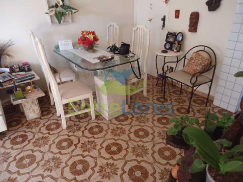 8 - Apartamento na Portuguesa em condomínio fechado com segurança 24 hrs . 2 quartos com 1 vaga de garagem. Rua Haroldo Lobo - ILAP20310 - 7
