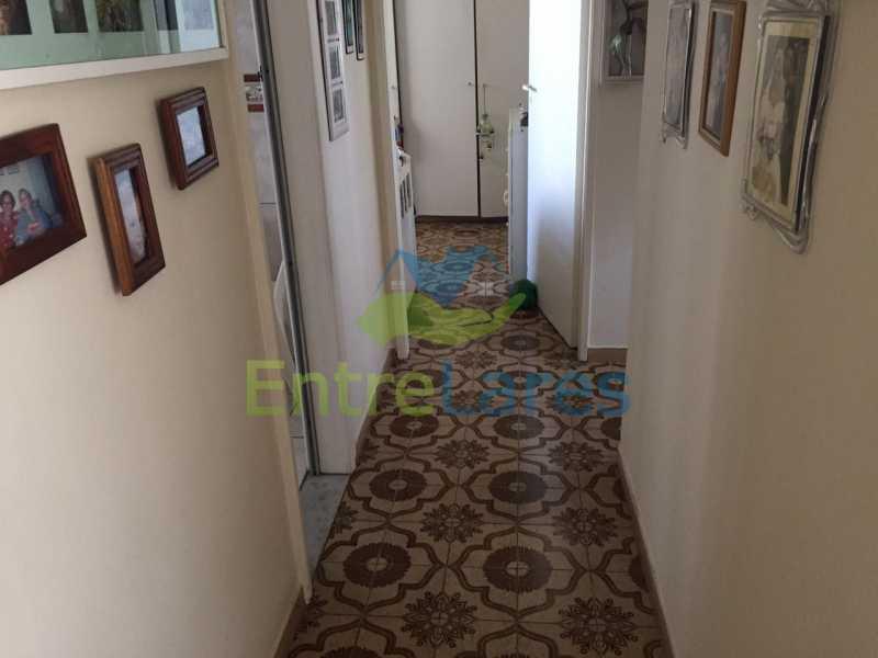 18 - Apartamento na Portuguesa em condomínio fechado com segurança 24 hrs . 2 quartos com 1 vaga de garagem. Rua Haroldo Lobo - ILAP20310 - 8