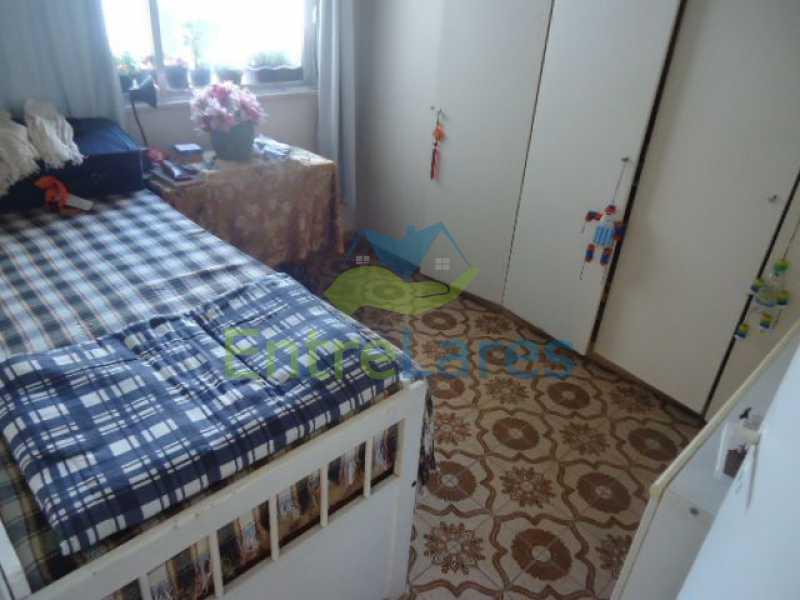 30 - Apartamento na Portuguesa em condomínio fechado com segurança 24 hrs . 2 quartos com 1 vaga de garagem. Rua Haroldo Lobo - ILAP20310 - 14