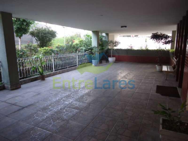 60 - Apartamento na Portuguesa em condomínio fechado com segurança 24 hrs . 2 quartos com 1 vaga de garagem. Rua Haroldo Lobo - ILAP20310 - 22