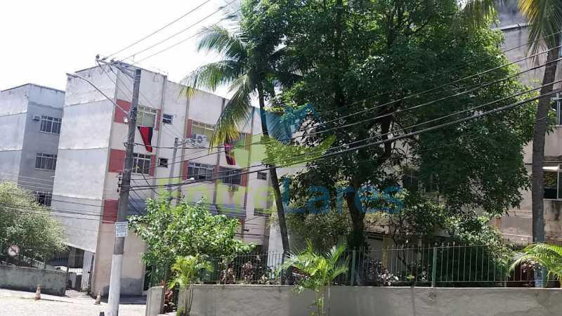 90 - Apartamento na Portuguesa em condomínio fechado com segurança 24 hrs . 2 quartos com 1 vaga de garagem. Rua Haroldo Lobo - ILAP20310 - 23