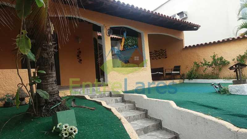 9 - Casa nas Pitangueiras - Estilo colonial - Vista Baía de Guanabara, 5 quartos, 2 vagas de garagem, sauna, piscina. Rua Pracinha José Varela - ILCA50031 - 5