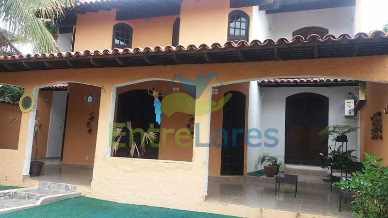 10a - Casa nas Pitangueiras - Estilo colonial - Vista Baía de Guanabara, 5 quartos, 2 vagas de garagem, sauna, piscina. Rua Pracinha José Varela - ILCA50031 - 6