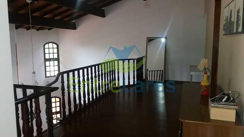 13a - Casa nas Pitangueiras - Estilo colonial - Vista Baía de Guanabara, 5 quartos, 2 vagas de garagem, sauna, piscina. Rua Pracinha José Varela - ILCA50031 - 16