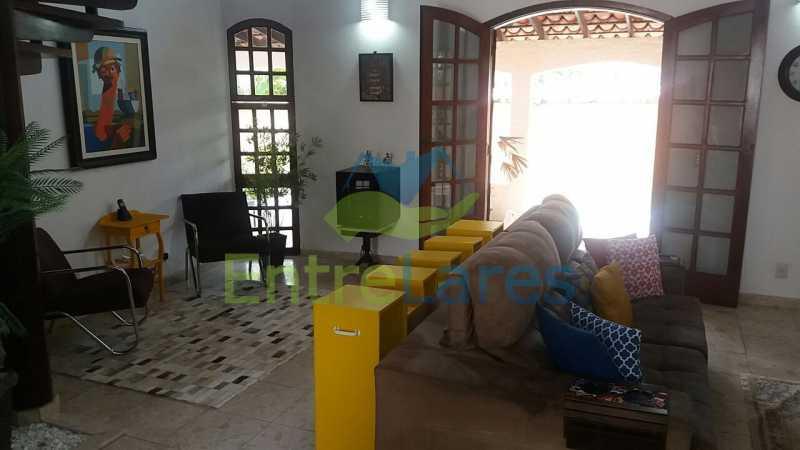 18a - Casa nas Pitangueiras - Estilo colonial - Vista Baía de Guanabara, 5 quartos, 2 vagas de garagem, sauna, piscina. Rua Pracinha José Varela - ILCA50031 - 12