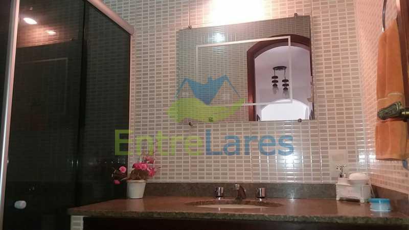 30 - Casa nas Pitangueiras - Estilo colonial - Vista Baía de Guanabara, 5 quartos, 2 vagas de garagem, sauna, piscina. Rua Pracinha José Varela - ILCA50031 - 17