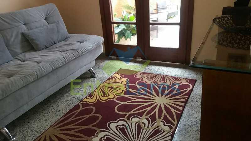 35 - Casa nas Pitangueiras - Estilo colonial - Vista Baía de Guanabara, 5 quartos, 2 vagas de garagem, sauna, piscina. Rua Pracinha José Varela - ILCA50031 - 18