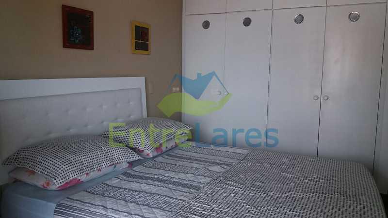 38 - Casa nas Pitangueiras - Estilo colonial - Vista Baía de Guanabara, 5 quartos, 2 vagas de garagem, sauna, piscina. Rua Pracinha José Varela - ILCA50031 - 22