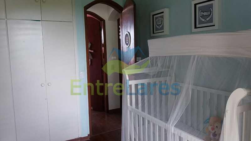 41a - Casa nas Pitangueiras - Estilo colonial - Vista Baía de Guanabara, 5 quartos, 2 vagas de garagem, sauna, piscina. Rua Pracinha José Varela - ILCA50031 - 26