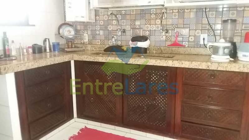 46 - Casa nas Pitangueiras - Estilo colonial - Vista Baía de Guanabara, 5 quartos, 2 vagas de garagem, sauna, piscina. Rua Pracinha José Varela - ILCA50031 - 28