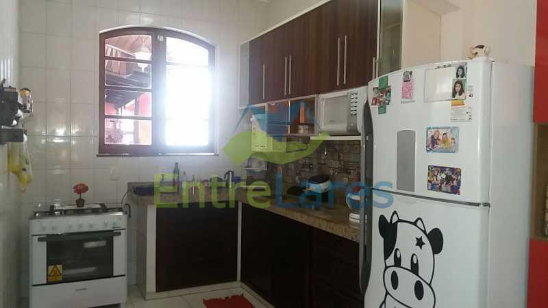 47 - Casa nas Pitangueiras - Estilo colonial - Vista Baía de Guanabara, 5 quartos, 2 vagas de garagem, sauna, piscina. Rua Pracinha José Varela - ILCA50031 - 29