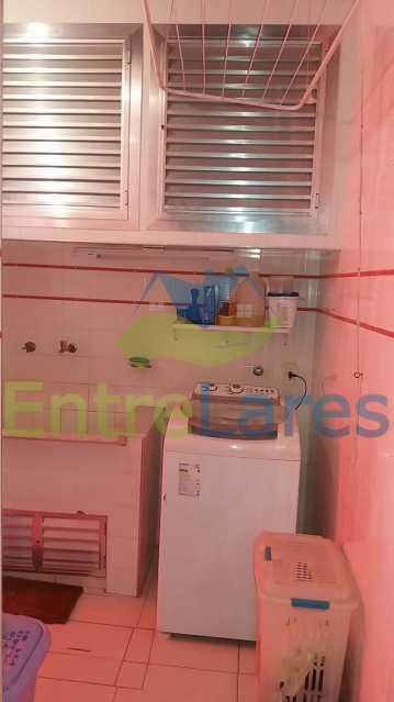 52 - Casa nas Pitangueiras - Estilo colonial - Vista Baía de Guanabara, 5 quartos, 2 vagas de garagem, sauna, piscina. Rua Pracinha José Varela - ILCA50031 - 31