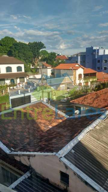 2 - Jardim Guanabara - Excelente localização, prédio composto por ampla área de lazer, 2 quartos sendo 1 suíte, varanda, 1 vaga de garagem. - ILAP20312 - 1