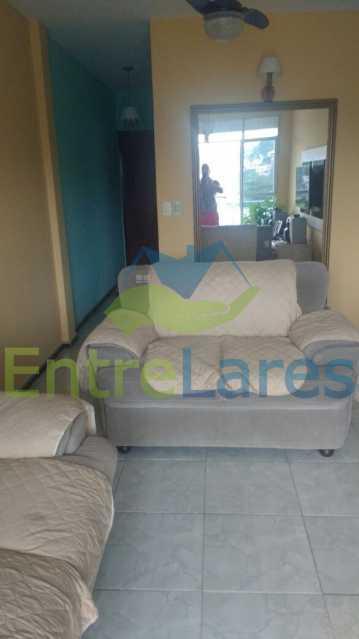 8 - Jardim Guanabara - Excelente localização, prédio composto por ampla área de lazer, 2 quartos sendo 1 suíte, varanda, 1 vaga de garagem. - ILAP20312 - 4
