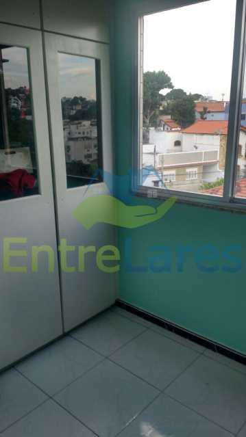 20 - Jardim Guanabara - Excelente localização, prédio composto por ampla área de lazer, 2 quartos sendo 1 suíte, varanda, 1 vaga de garagem. - ILAP20312 - 7