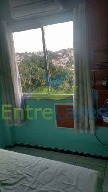 21 - Jardim Guanabara - Excelente localização, prédio composto por ampla área de lazer, 2 quartos sendo 1 suíte, varanda, 1 vaga de garagem. - ILAP20312 - 8