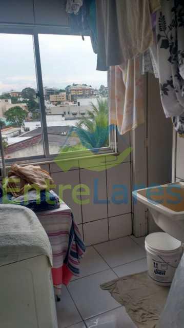 45 - Jardim Guanabara - Excelente localização, prédio composto por ampla área de lazer, 2 quartos sendo 1 suíte, varanda, 1 vaga de garagem. - ILAP20312 - 14